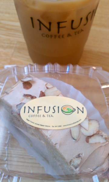 Infusion Coffee And Tea Has Scrumptious Cupcakes Including