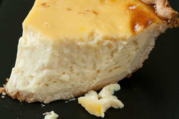 guam custard pie recipe image