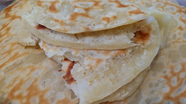 manha titiyas young coconut tortillas image