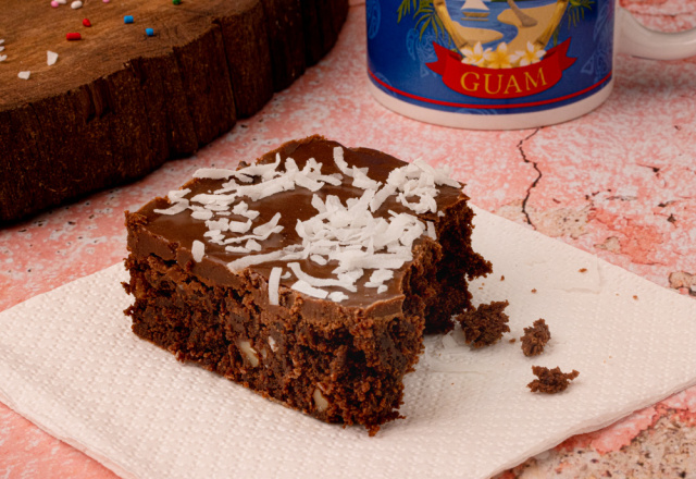 guam gibsons shopping center brownies